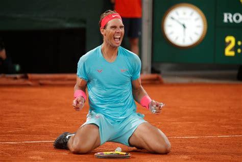 Nadal ties Federer at 20 Slams by beating Djokovic in ...