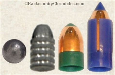 choosing  modern bullet   modern muzzleloader