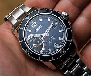 Seiko Sportura Kinetic Direct Drive Srg017 Watch Review
