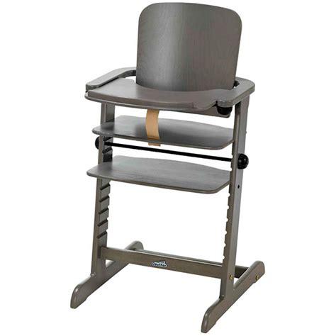 chaise haute grise soldes chaise haute bébé family grise 30 sur allobébé