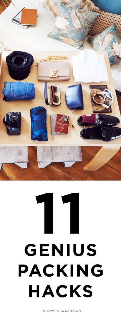 11 Packing Hacks To Save Suitcase Space And Make Traveling