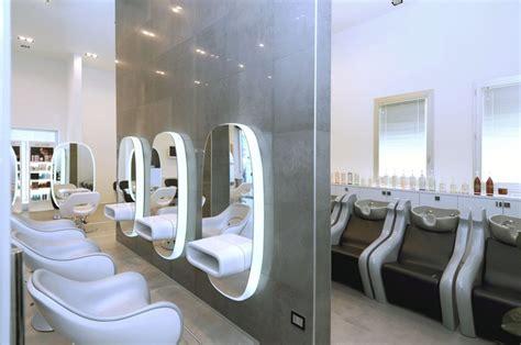 mario pili hair reggio emilia italy salon design