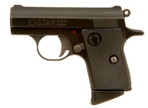 Deactivated Star Starlight . Pistol-modern Deactivated