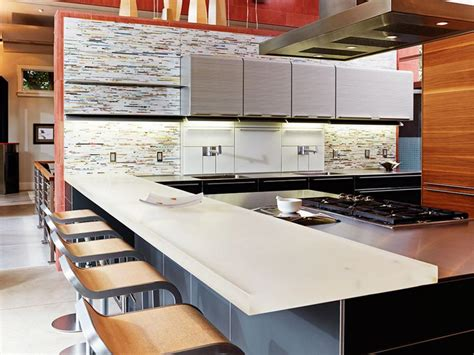 kitchen countertop ideas on a budget 10 budget kitchen countertop ideas hgtv