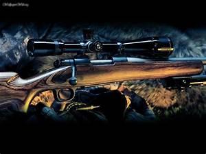 Sniper Rifle Wallpapers - Wallpaper Cave