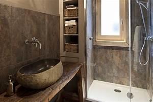 Salles de bains Inspiration déco chalet Annecy Haute Savoie