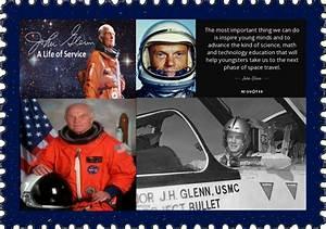 John Glenn, 1st American to orbit the Earth, dies. by ...