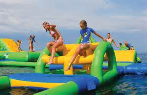 Halloween Attractions In Pa 2017 by Inflatable Aqua Splash Waterpark Open Now At Sylvan Lake