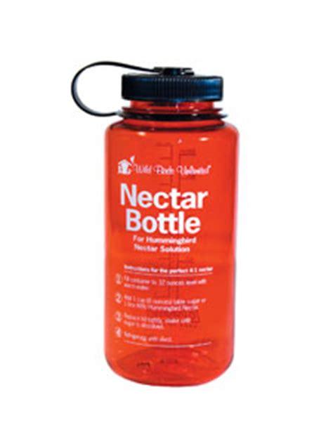wbu nectar bottle
