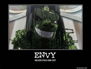 Envy monster form by cakeaholic on DeviantArt