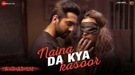 Naina Da Kya Kasoor Lyrics