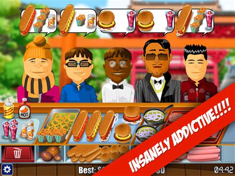 jeux cuisine restaurant bush android apps on play
