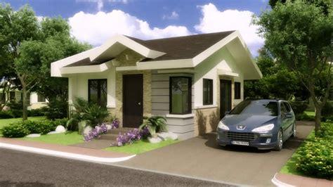 bungalow house design   philippines youtube