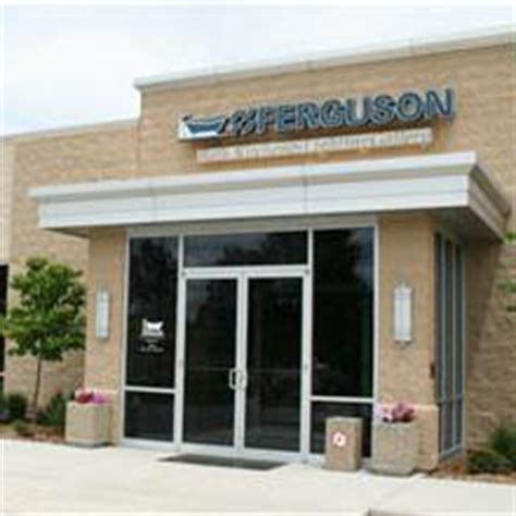 Ferguson Showroom Wausau WI Supplying kitchen and