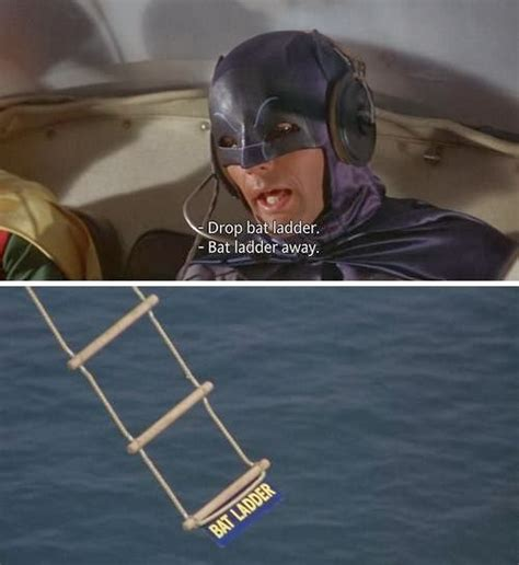 Ladder Meme - all that spam bat ladder