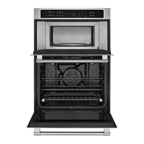 mmwfz maytag  microwave wall oven combination fingerprint resistant ss airport home