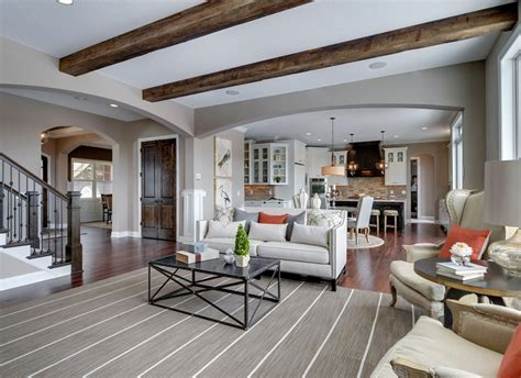 furniture  exciting design ideas  faux wood beams