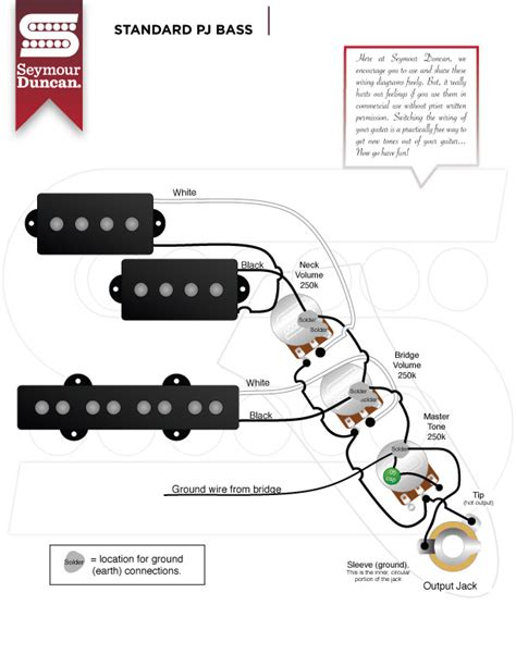 Wiring Diagrams Seymour Duncan Part