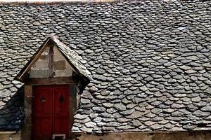 Toit En Paille : best prix toiture ardoise 100m2 with prix toiture ardoise ~ Premium-room.com Idées de Décoration