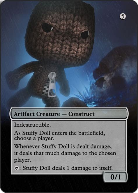 Mtg Stuffy Doll Deck Modern by 146 Best Images About Mtg On The Gathering