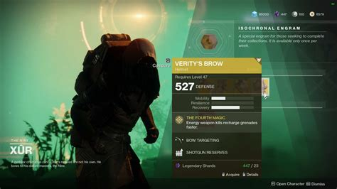What Time Does Xur Come Where Destiny
