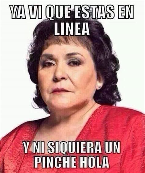 Memes De Carmelita - los memes de carmen salinas fernando ortiz