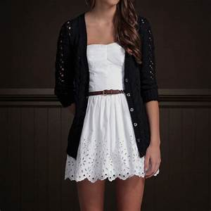 beautiful, cute, dress, hollister - image #601970 on Favim.com