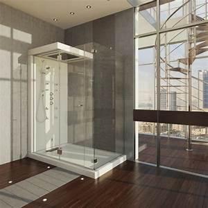 Parquet Salle De Bain Brico Depot : les cabines de douche en 43 photos ~ Dailycaller-alerts.com Idées de Décoration