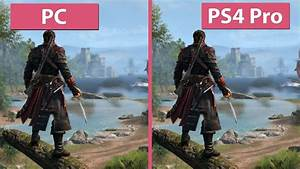 Assassin's Creed Rogue Remastered, comparativa PC vs PS4 ...