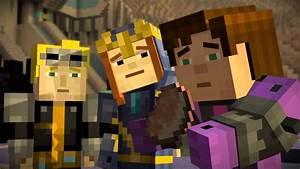 Minecraft Story Mode Reuben Death Scene YouTube