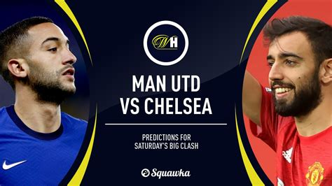 Anyway, let's get right into the confirmed man utd xi vs granada. Man Utd vs Chelsea predictions: Five things to expect