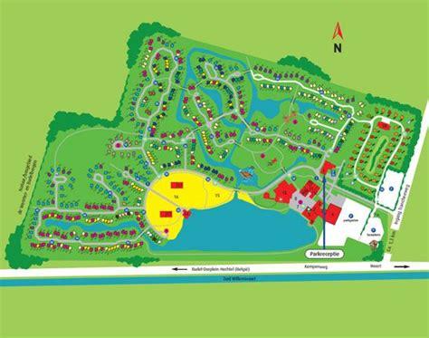 roompot weerterbergen  map screenshot map screenshots
