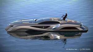 5 Upcoming Futuristic Yachts That Billionaires Across The