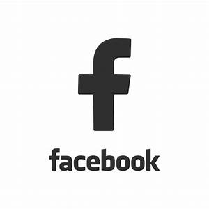 Facebook Icon Black And White Png | www.pixshark.com ...