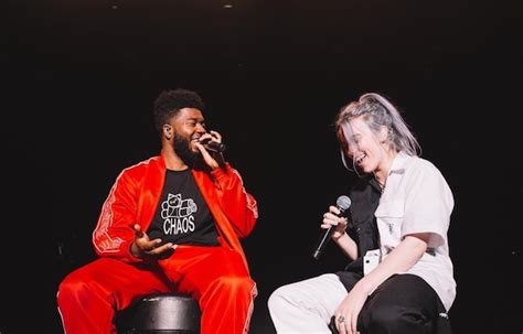 Watch Billie Eilish & Khalid Perform 'lovely' Live For The