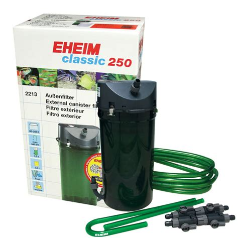 eheim 2213 classic canister filter up to 55 gal