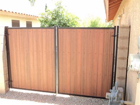 dcs industries rv gates arizona gates metal gates iron