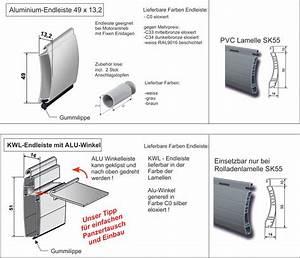 Rolladen Lamellen Maße : rolladenpanzer rolladenbehang aus kunststoff aluminium ~ A.2002-acura-tl-radio.info Haus und Dekorationen