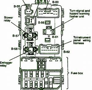 2004 Sylvan Pontoon Main Fuse Box Diagram  U2013 Auto Fuse Box