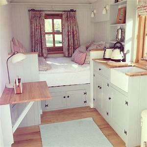 17 best ideas about tiny house interiors on pinterest With very small house interior design