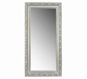 Spiegel Groß Mit Silberrahmen : wandspiegel mit kunstvollem silberrahmen ~ Bigdaddyawards.com Haus und Dekorationen