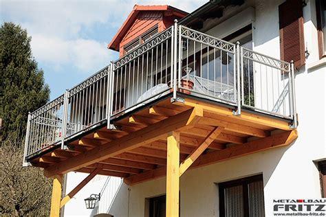 Balkon Aus Holz Anbau Balkon Holz