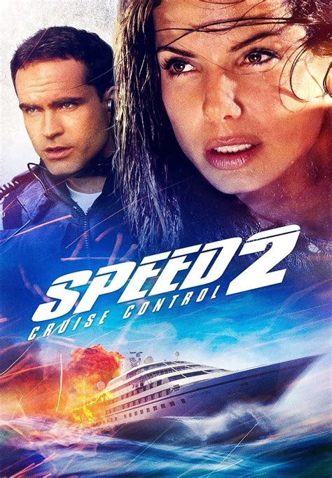 Speed 2: Cruise Control (1997) - Posters — The Movie ...
