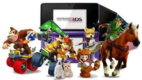 Nintendo 3ds (ニンテンドー3ds nintendō surī dī esu?) es una videoconsola portátil de la multinacional de origen japonés, nintendo, para videojuegos y multimedia, cuya atracción principal es poder mostrar gráficos en 3d sin necesidad de gafas especiales, gracias a la autoestereoscopia. 25 mejores juegos de Nintendo 3DS (disponibles ahora ...
