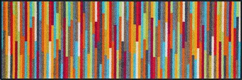 laeufer mikado stripes washdry  kleen tex rechteckig