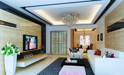 desain plafon ruang tamu arsip renovasi rumahnet