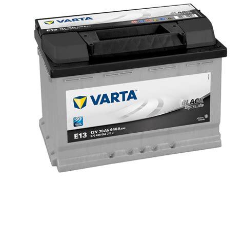 e auto batterie varta car battery type 067 096 varta e13 battery