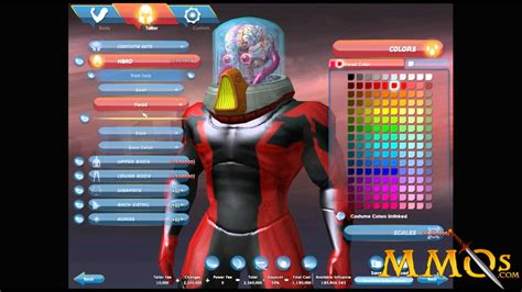 City Of Heroes Game Review