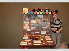 History Fair Display Board Examples