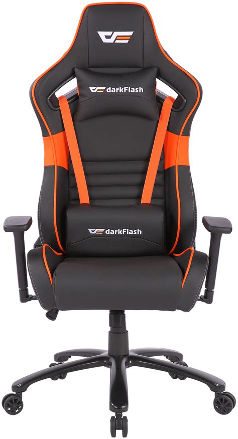 darkflash rc gaming chair  piece metal frame
